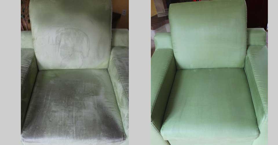 Před a po čištění